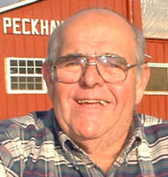 Photo of Joe Peck